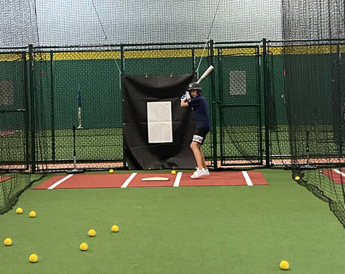 Indoor Batting Cages Baseball & Softball Tunnels | Extra Innings Chandler